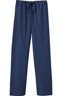 sale: Fundamentals by White Swan Unisex Drawstring Scrub Pants