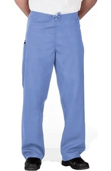 Fundamentals by White Swan Unisex Drawstring Scrub Pants