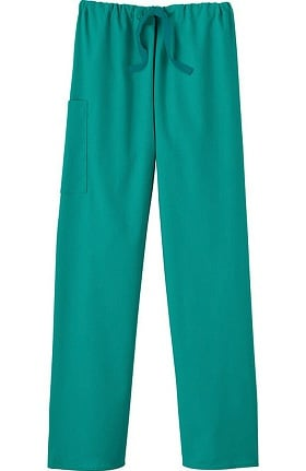 Clearance Fundamentals by White Swan Unisex Drawstring Scrub Pants