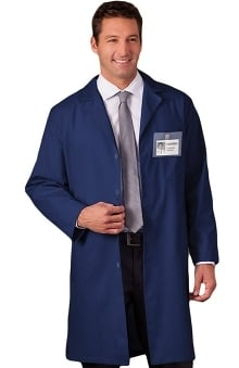 "XXS: META Labwear Unisex Colored 40"" Lab Coat"