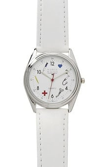 accessories: Nurse Mates Medical Symbols Watch