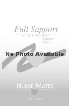 Nurse Mates Women's 6 mmHg Feels Terrific Full Support Pantyhose Hosiery