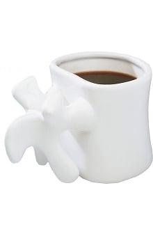 Anatomical Chart Company Lumbar Vertebra Coffee Mug, 10 Oz.