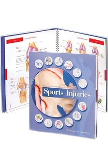 Anatomical Chart Company Anatomical Visual Guide To Sports Injuries