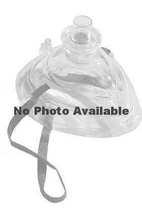 American Diagnostic Corporation Adsafe™ CPR Pocket Resuscitator Mask Only
