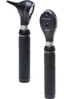 ADC® 3.5V Diagnostix™ Portable Otoscope & Ophthalmoscope Set