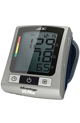 ADC Advantage 6016 Advanced Digital Wrist Blood Pressure Monitor