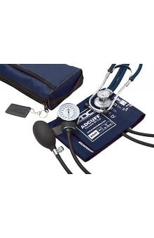 ADC® Pro's Combo II™ SR Pocket Aneroid Sprague Stethoscope Kit