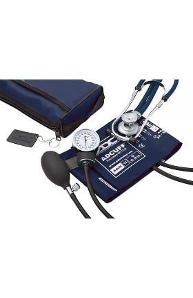 American Diagnostic Corporation Pro's Combo II™ SR Pocket Aneroid Sprague Stethoscope Kit