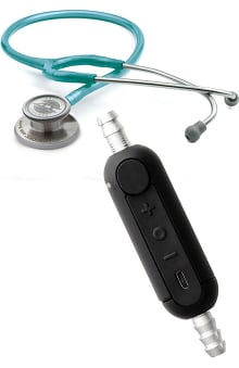 ADC® Adscope® Convertible Cardiology Stethoscope & Eko Devices Core Stethoscope Attachment Kit