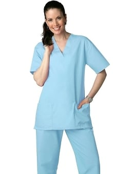 Clearance Universal Basics by Adar Unisex Scrub Set
