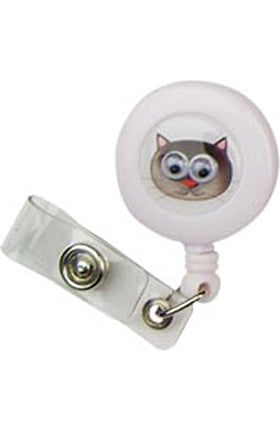 Scrub Stuff Pop Eyes Retractable Badge Holder