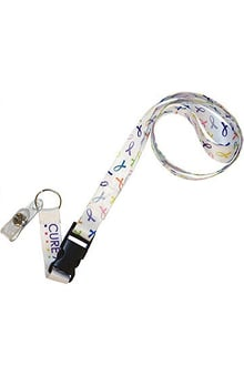 Scrub Stuff Multi Ribbon Lanyard