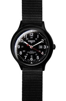 Scrub Stuff Men's Nylon Field Watch