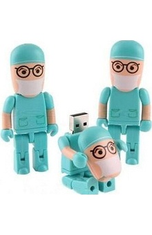 Clearance Scrub Stuff 8Gb USB 2.0 Flash Drive
