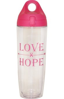 Scrub Stuff Women's Love Hope Water Bottle