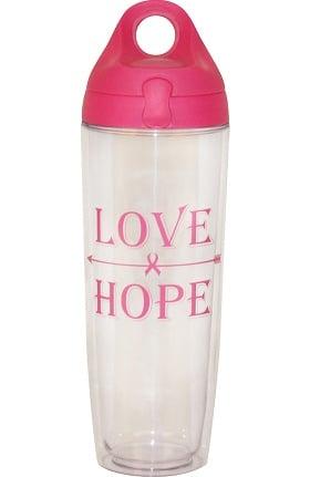 Scrub Stuff Love Hope Water Bottle