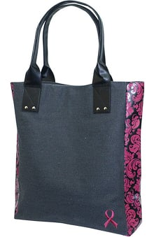 Gifts Accessories new: Scrub Stuff Women's Pink Ribbon Tote Bag