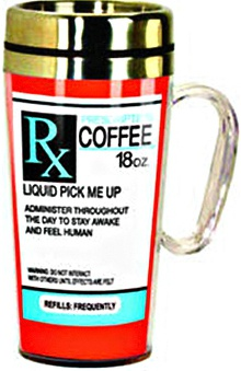 Scrub Stuff Rx Coffee Mug