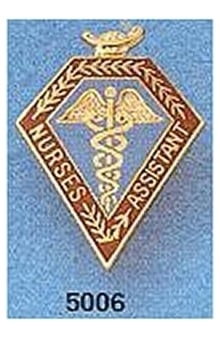 nursing assistants : Nurses Assistant Pin