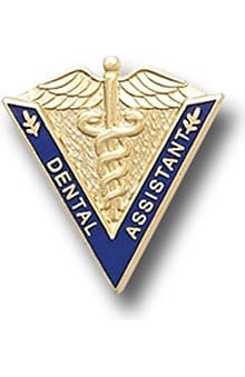 dental : Dental Assistant Pin