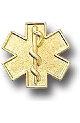 Arthur Farb Star Of Life (EMT) Pin