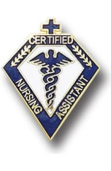 nursing assistants : Certified Nursing Assistant Pin