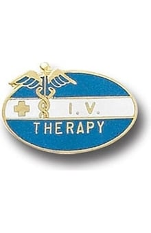 Arthur Farb I.V. Therapy Pin