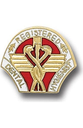 Arthur Farb Registered Dental Hygienist Pin