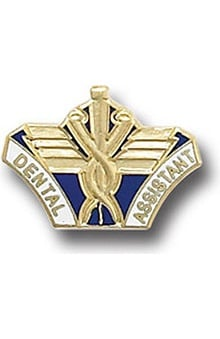Arthur Farb Dental Assistant Pin