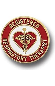 Gifts Accessories new: Registered Respiratory Therapist Pin