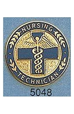 Arthur Farb Nursing Technician Pin
