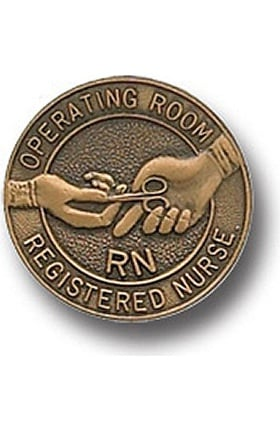 Arthur Farb Operating Room Rn Pin
