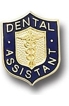 Gifts Accessories new: Dental Assistant Pin