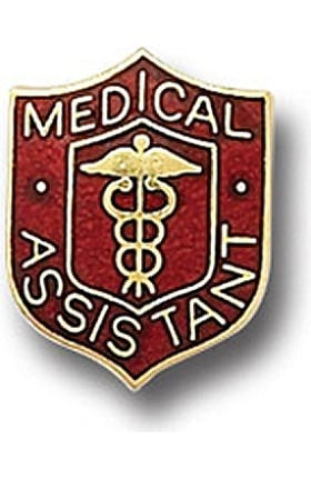 Arthur Farb Medical Assistant Pin