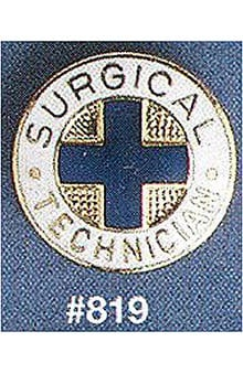 Arthur Farb Surgical Technician Pin