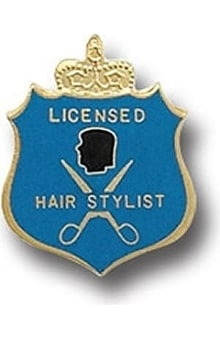 Arthur Farb Licensed Hair Stylist Pin