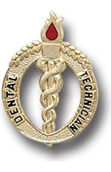 Arthur Farb Dental Technician Pin