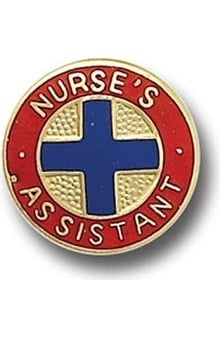 nursing assistants : Nurse's Assistant Pin