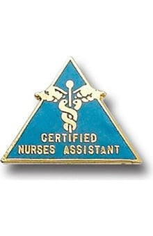 Arthur Farb Certified Nurses Assistant Pin
