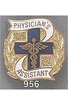 Arthur Farb Physician's Assistant Pin