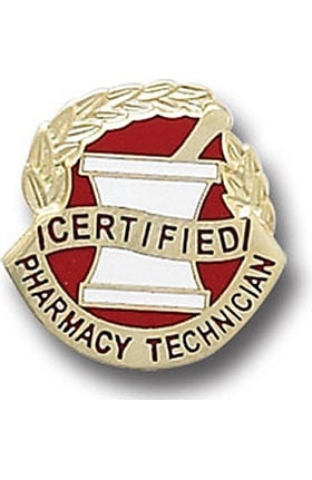 Arthur Farb Certified Pharmacy Technician Pin