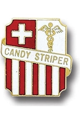 Arthur Farb Candy Striper Pin