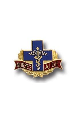 Arthur Farb Nurse's Aide Pin