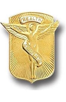Arthur Farb Chiropractor Pin