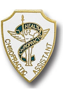 Arthur Farb Chiropractic Assistant Pin