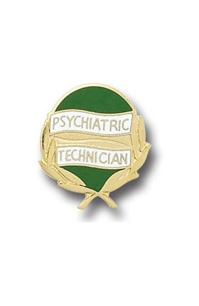 Psychiatric Technician Pin