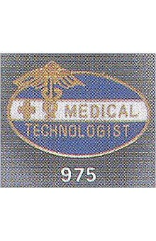 Arthur Farb Medical Technologist Pin