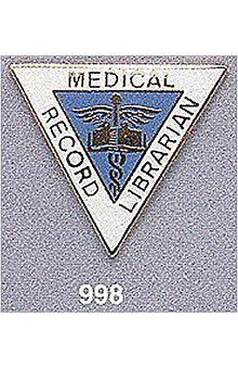 Arthur Farb Medical Record Librarian Pin