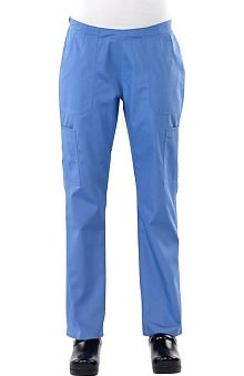Safety Weave™ Antimicrobial Basics by AFS Women's Cargo Scrub Pants